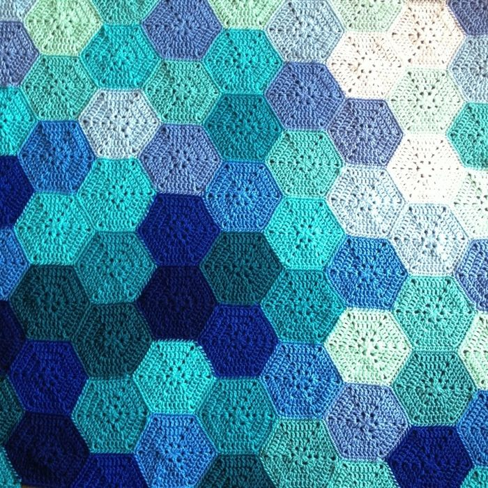 crochet blanket (pattern at cost) - love the idea of doing this in umber like style