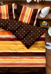 Tangerine Desert Safari Bedsheet Set - Buy Home & Furniture Online | TA640HO06ITPINDFAS