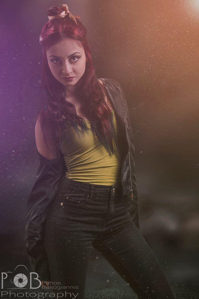 Model : Violet Succubus  Photographer: Panos Bakogiannis