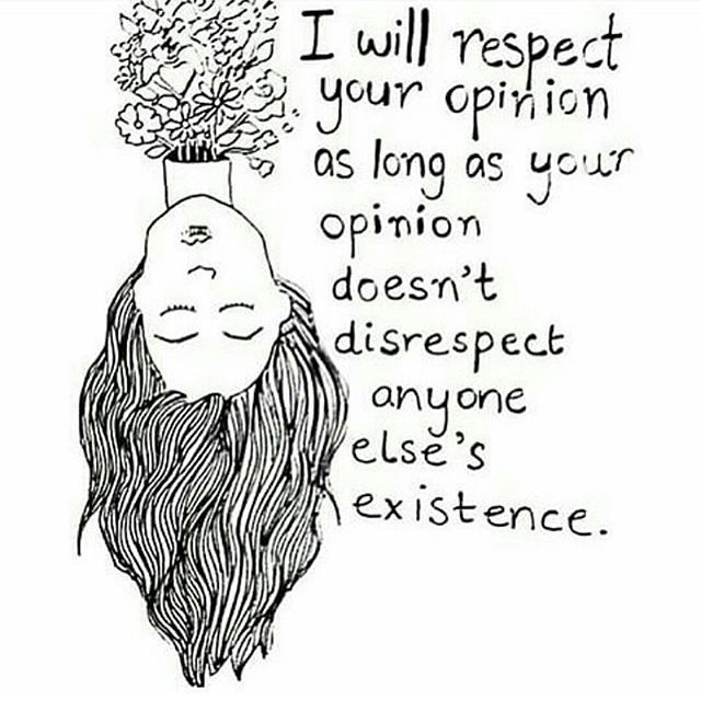 "#atheist I'd like to add to this ""and as long as you don't disrespect mine"""