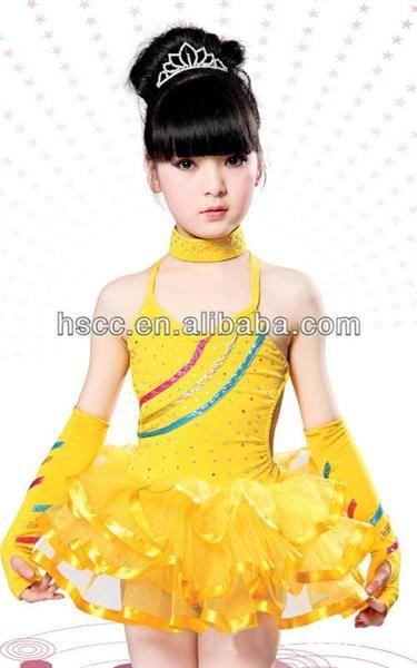 Танцевальный костюм для детей