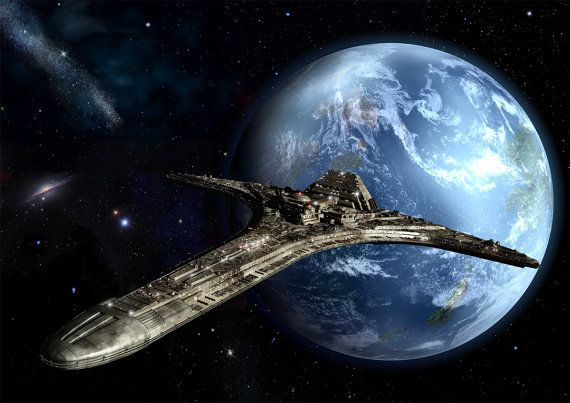 Hey, I found this really awesome Etsy listing at https://www.etsy.com/listing/195034184/stargate-universe-digital-art-glossy