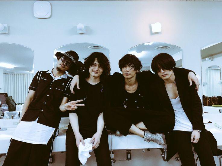 [Alexandros]2016/6/26 大阪城ホールありがとう。そしてアルバム&ツアーお楽しみに。洋平