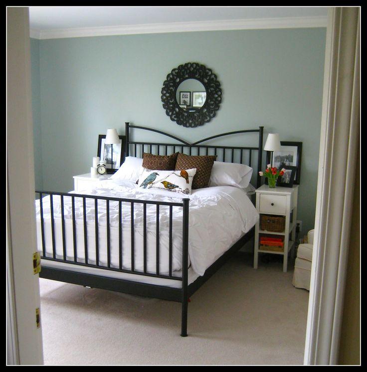 Gray Blue Green Shades Bedrooms Colors And Benjamin Moore