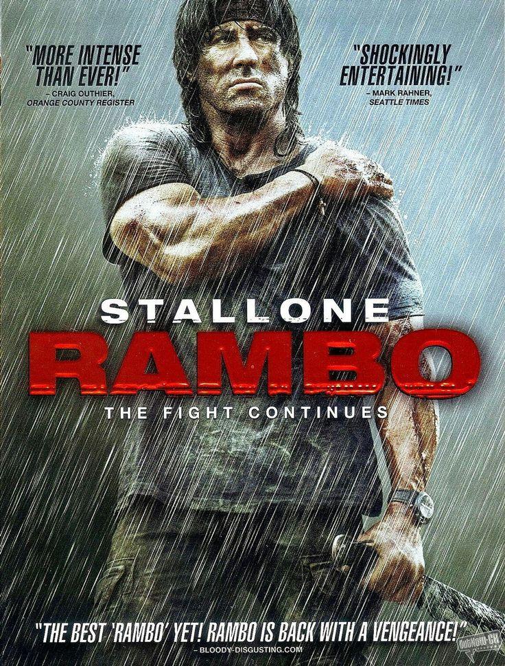 Rambo 4 2008 Hiburan