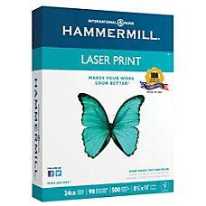 Hammermill Laser Paper Letter Size Paper