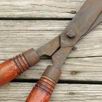 Besoin d'enlever la rouille sur vos outils de jardin ? Voici une astuce efficace et qui ne coûte presque rien. Tout ce dont vous avez besoin, c'est de vinaigre blanc. Découvrez l'astuce ici : http://www.comment-economiser.fr/enlever-rouille-outils.html