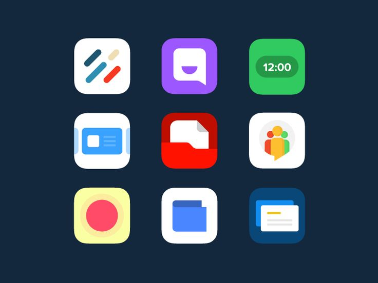 Collection of my favorite App Icons that I designed over course of this year. Some didn't make the cut and some did - nonetheless I posted ones I liked the most.  Happy New Year!  Follow me on Twit...