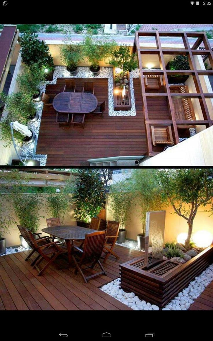 52 best Rooftop images on Pinterest | Backyard, Balcony and Terraces