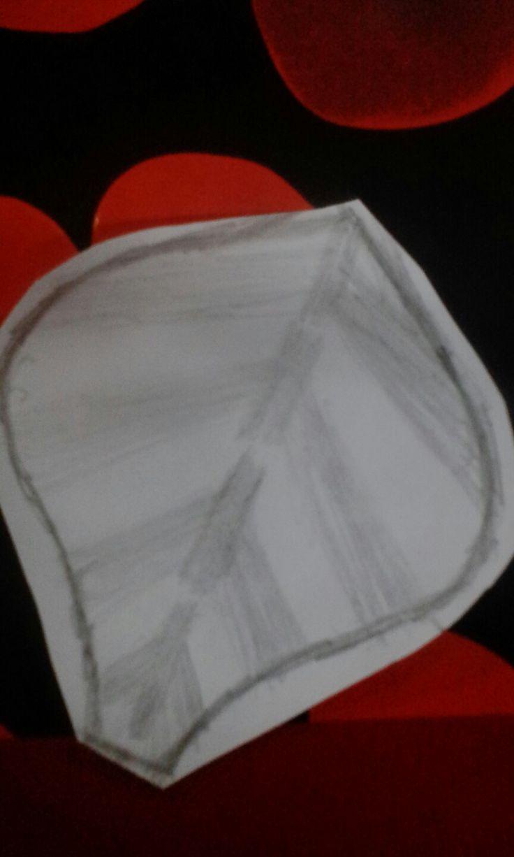 Grato à arte com papel.