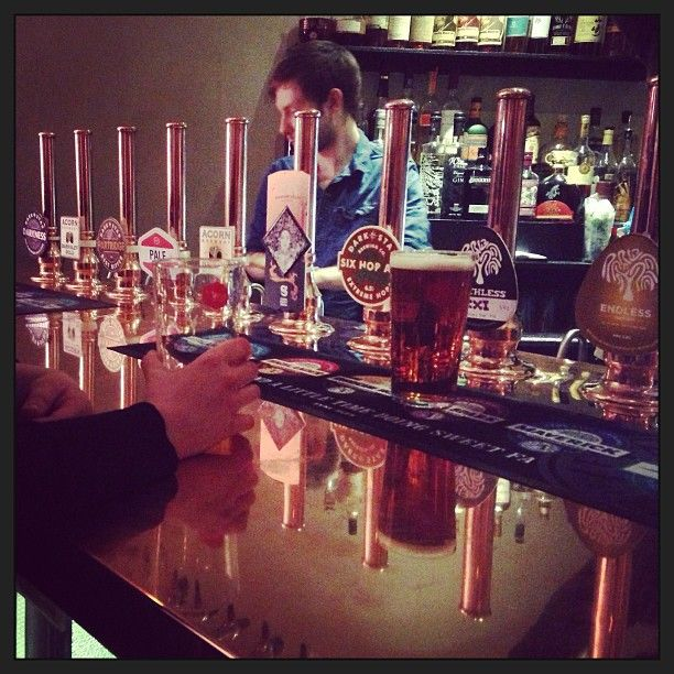 The Craft Beer Co. in Coldharbour, Greater London