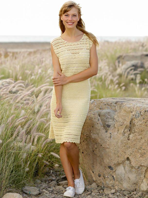 Das hübsche Kleid können Sie individuell in Ihrer Lieblingsfarbe gestalten.