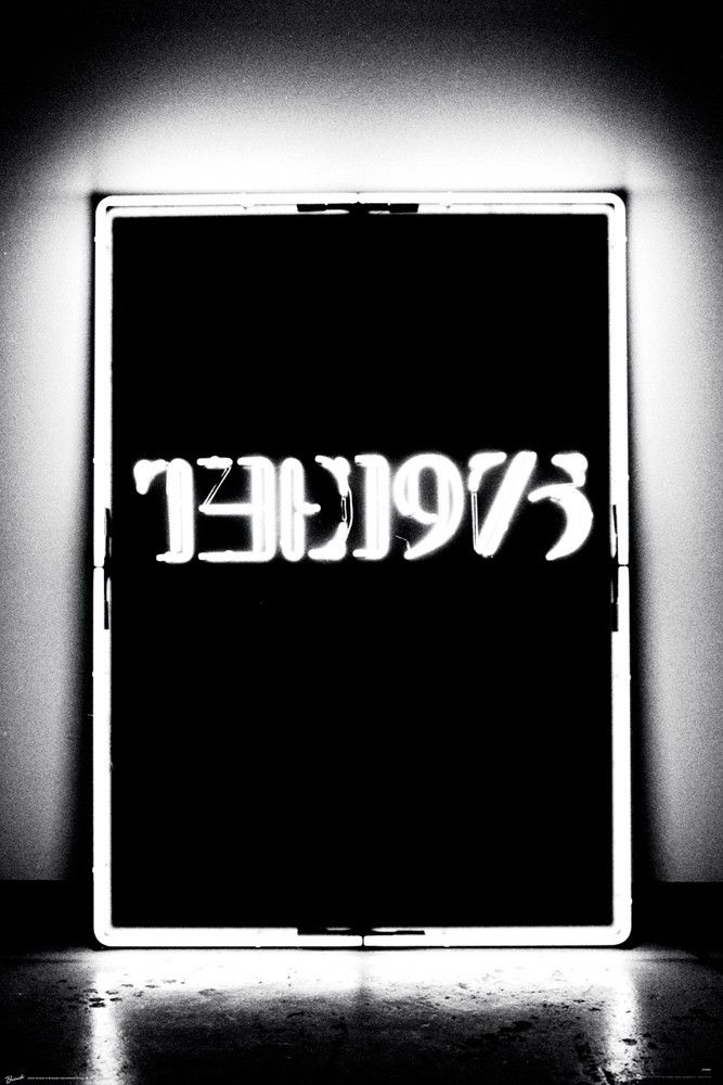 The 1975 Album Poster The 1975 Poster The 1975 Album The 1975 Album Cover