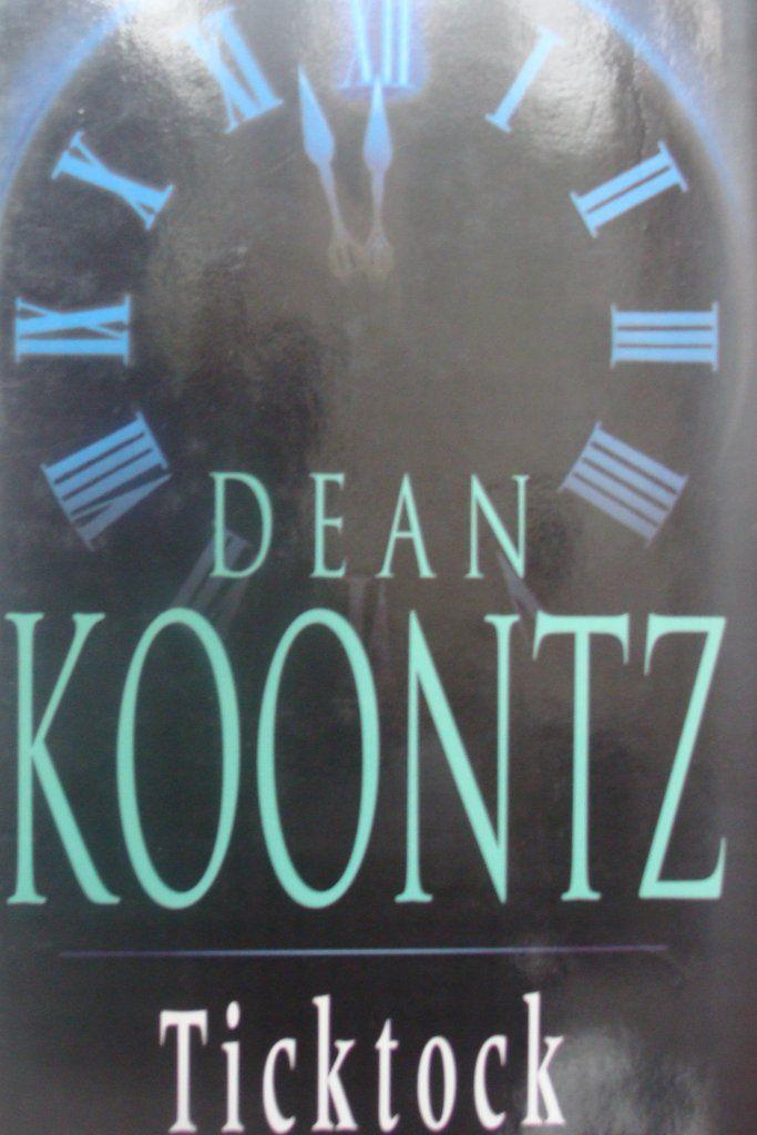 tick tock dean koontz
