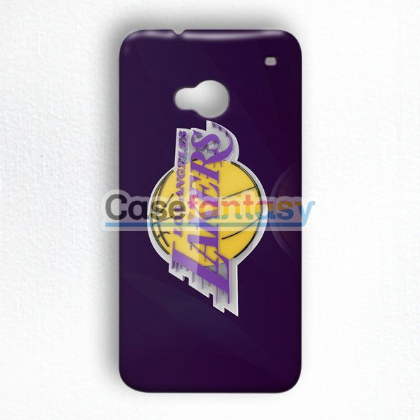 La Lakers Los Angeles Basketball Nba HTC One M7 Case   casefantasy