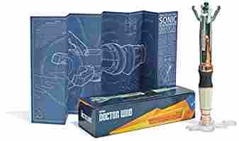 The Wand Company WRC11015 Twelfth Doctor's Sonic Screwdriver Universal Remote Control