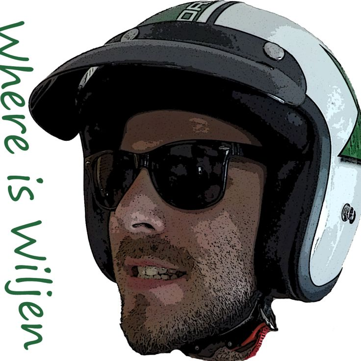 http://f.WhereIsWiljen.com All the V-logs of my journey, on a Malaysian bought bike, through SE-Asia, will be posted here. #WhereIsWiljen