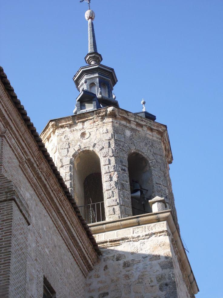 CARMENA (TOLEDO) - Iglesia de Ntra. Sra. de la Asunción.