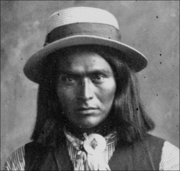 Das-Luca, Apache