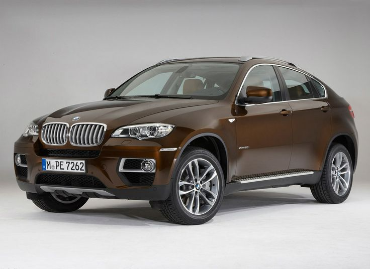BMW X6: The Strong Car With SAC Concept - Car Reviews and Pictures