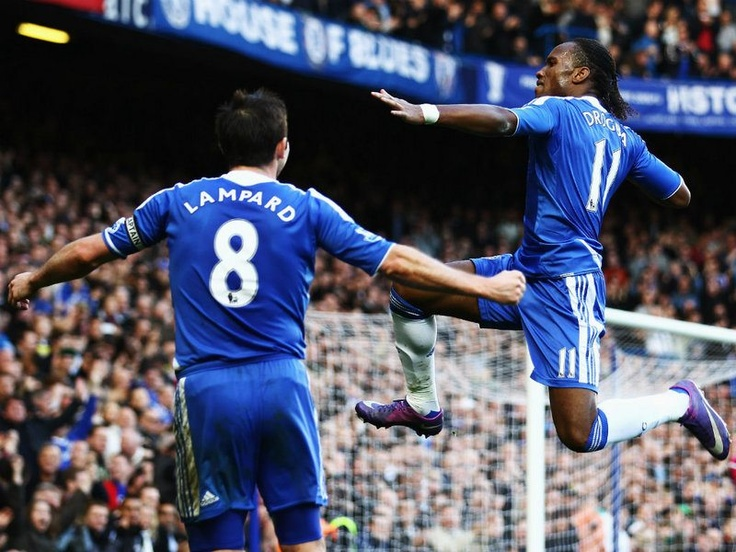2012-02-25: Chelsea secured a comfortable 3-0 victory over 19th placed Bolton Wanderers courtesy second half goals from David Luiz, Didier Drogba and Frank Lampard.