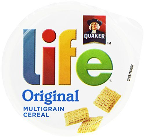 Life Quaker Cereal, Original, 27.48 Ounce (Pack of 12) - http://sleepychef.com/life-quaker-cereal-original-27-48-ounce-pack-of-12/