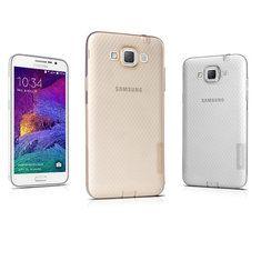 [US$5.59] NILLKIN Soft Crystal TPU Case For Samsung Galaxy Max G7200  #case #crystal #g7200 #galaxy #nillkin #samsung #soft