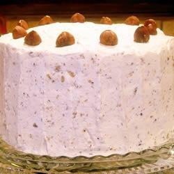 Chocolate Hazelnut Cake Allrecipes.com