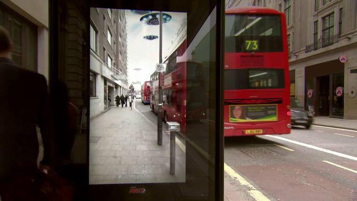 Unbelievable bus shelter, Pepsi Max