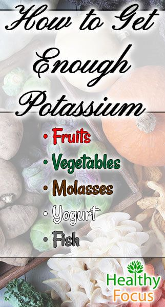 How To Reverse Potassium Deficiency