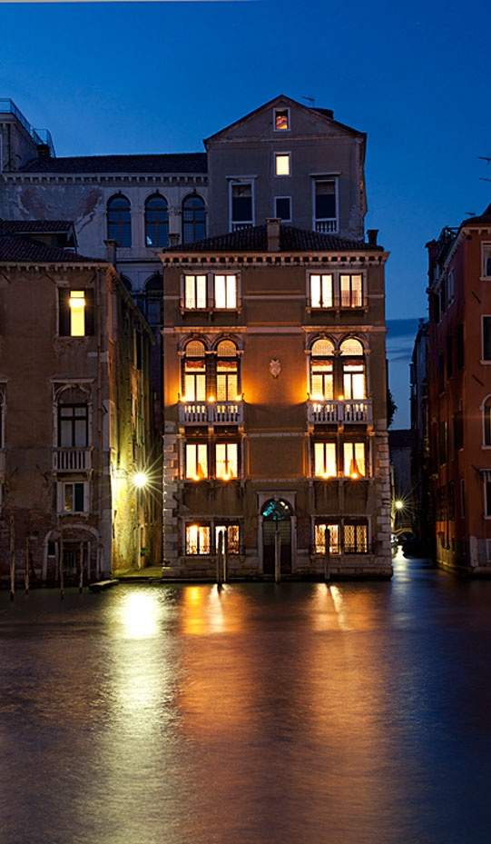 Palazzetto Pisani, Venezia, Italy
