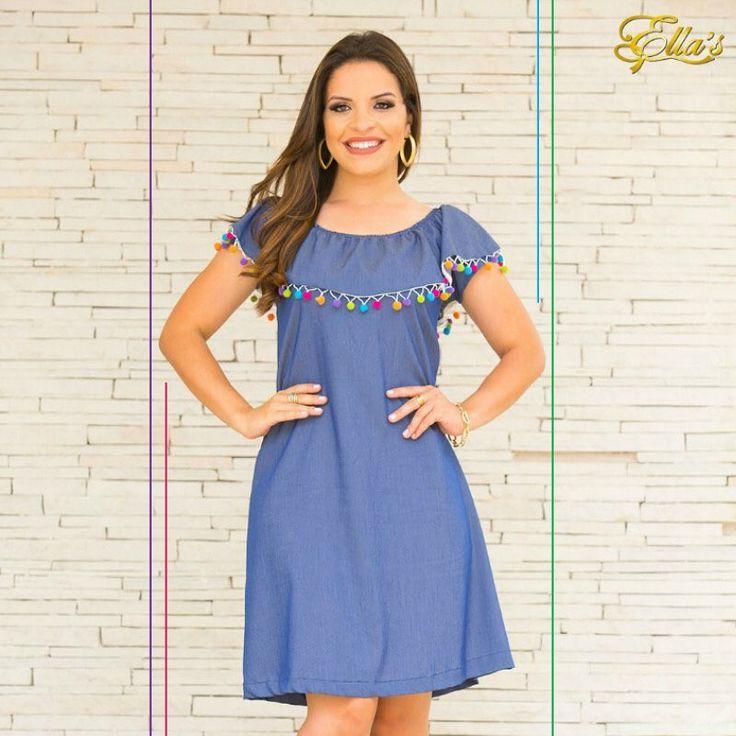Looks para fim de Ano Ella's Modas #vestido #fimdeano #vaideellasmodas #modaevangelica #modafemina