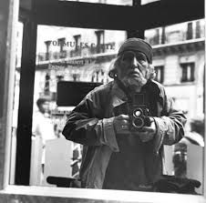 Selfie Louis Stettner