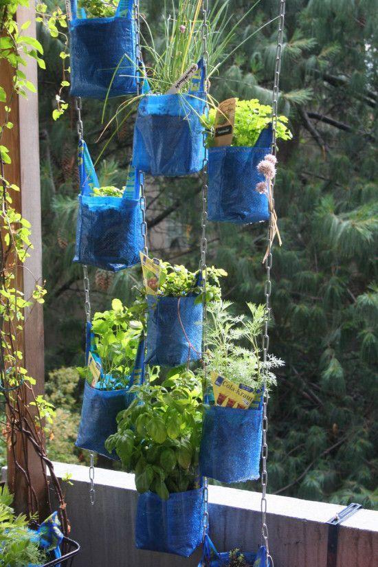 Bildergebnis für ikea frakta plant bag