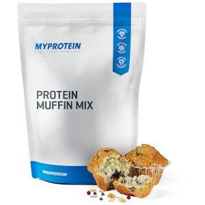 Impasto per muffin proteici