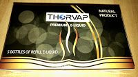 Produkttests und mehr: THORVAP E Liquid E Zigarette Liquid ohne Nikotin 5...