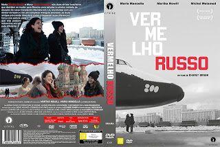 W50 Produções CDs, DVDs & Blu-Ray.: Vermelho Russo