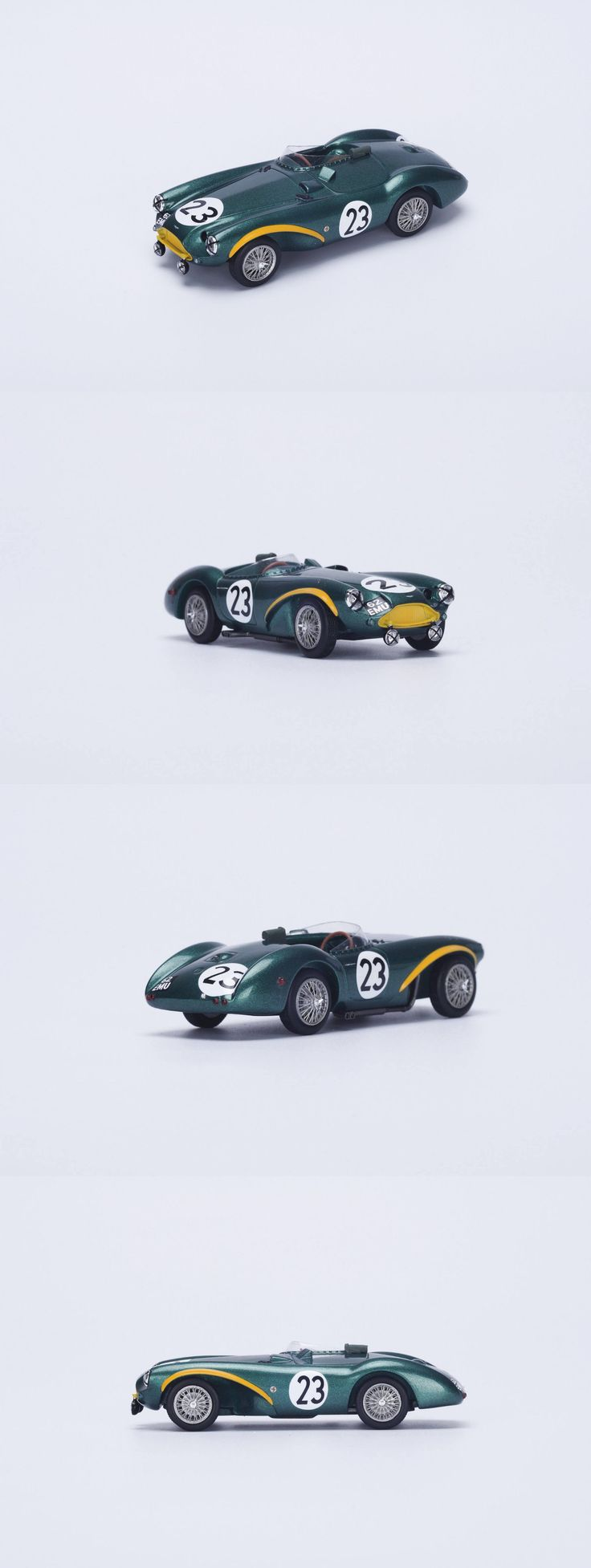 Sport and Touring Cars 180272: Spark S2420 1 43: Aston Martin Db3 S #23 1955 Le Mans 2Nd P. Collins - P. Frére -> BUY IT NOW ONLY: $72 on eBay!