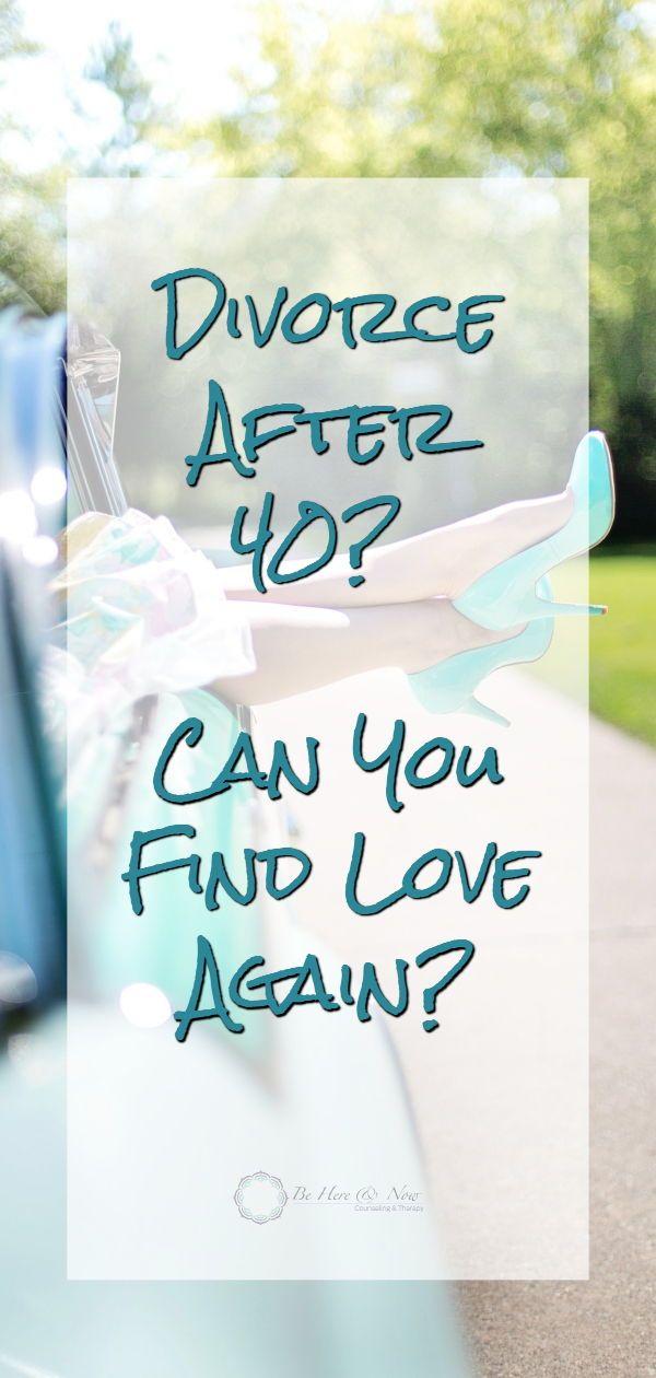 finding a partner after divorce