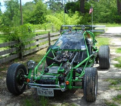 1974 Volkswagen Beetle Street Rail Buggy coupe under $17000 in Texas