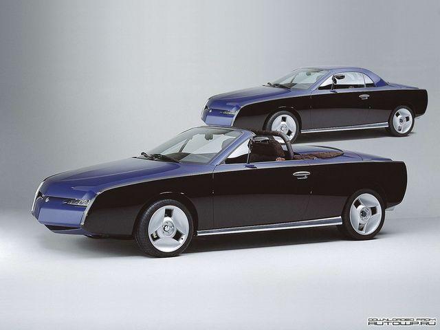 Valmet Boreal Concept (1997) designed in Finland!