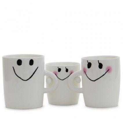 Charismatic Family Mug - Coffee Mugs - GiftsVilla.in