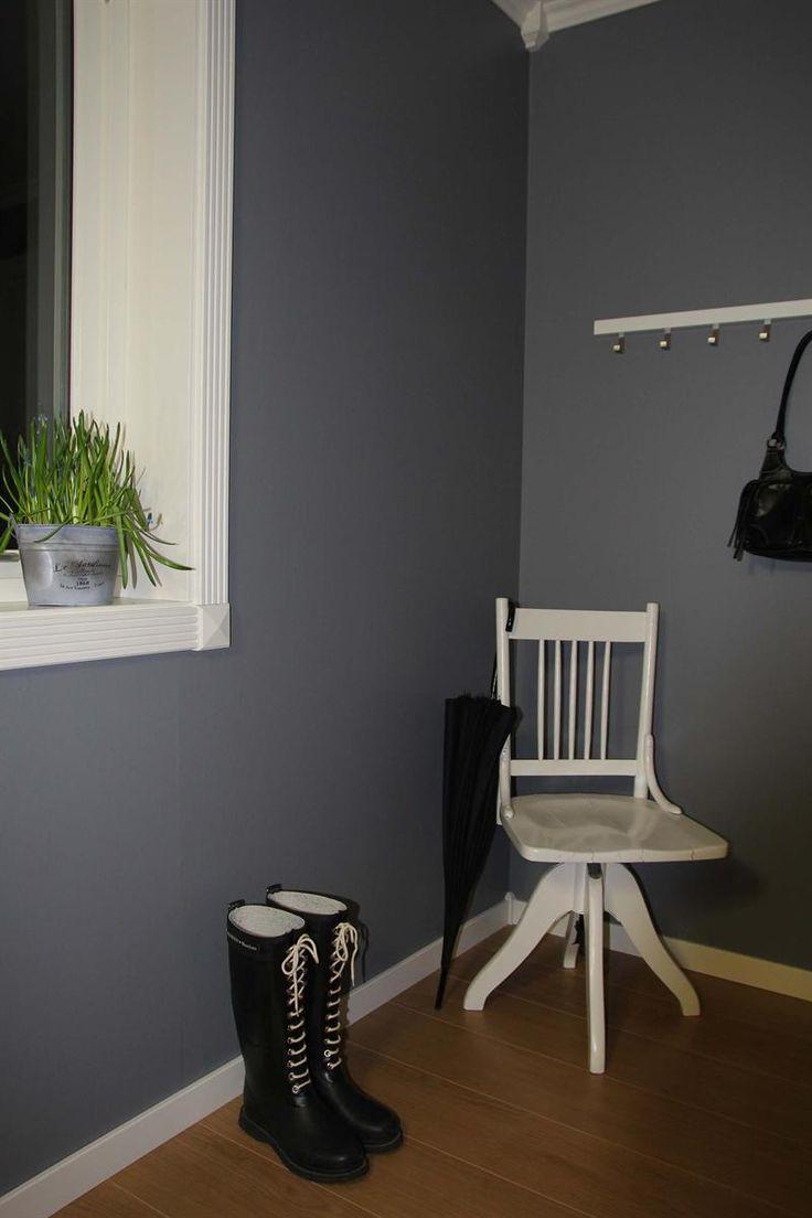 Inspirasjons bilder - Hjem og Fix #molding #hjørne #lister #takkloss #ilsejacobsen