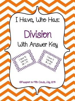 how to teach someone division