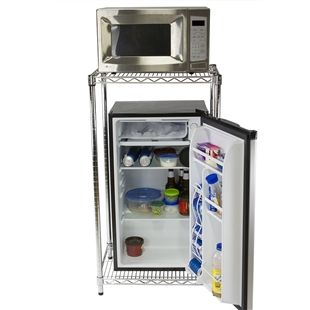 Refrigerator Storage Stand from Shelving, Inc.