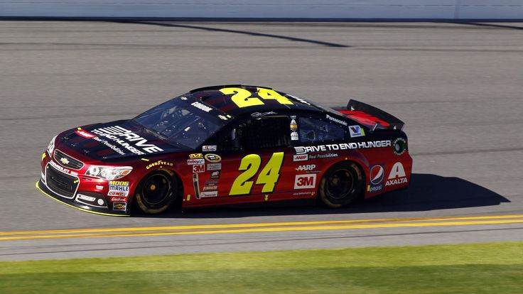 The 2015 Daytona 500 field will be settled on the track.