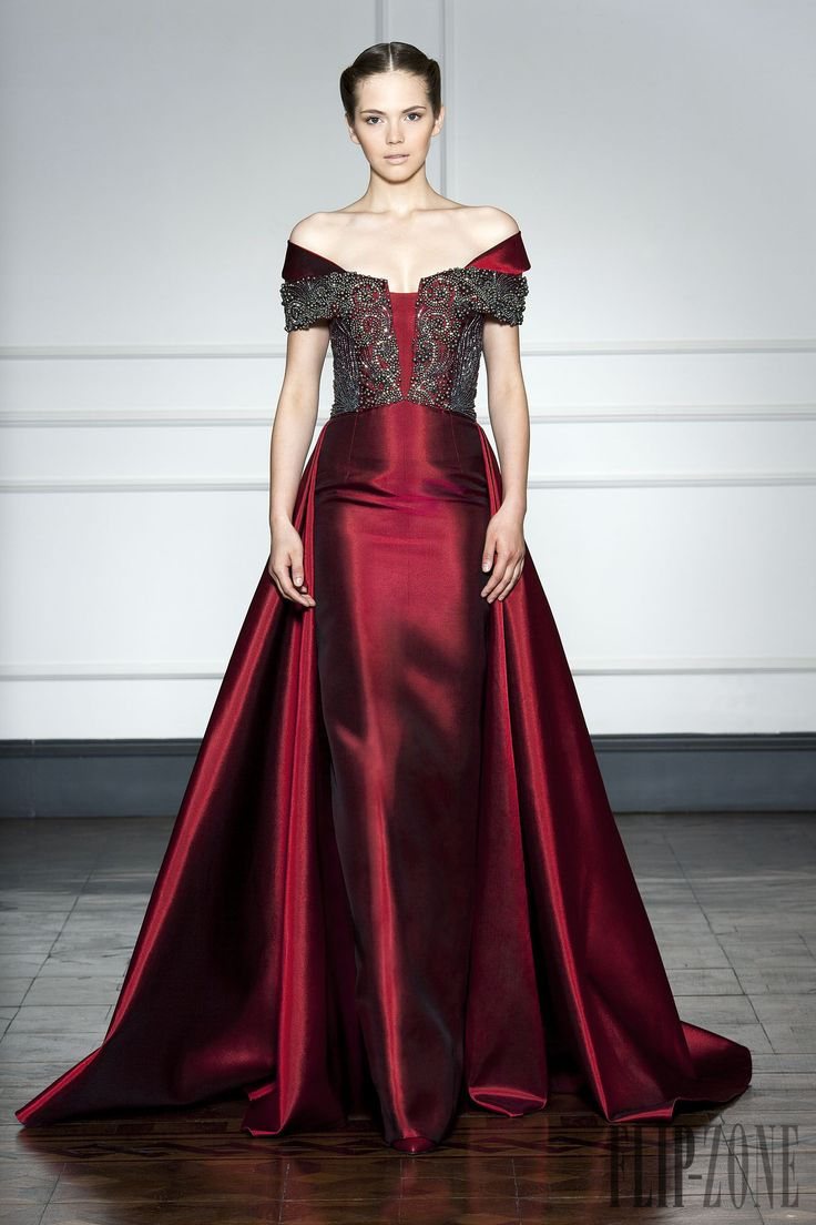 Dilek Hanif Sonbahar-Kış 2014-2015 - Haute couture - http://tr.orientpalms.com/dilek-hanif-4803