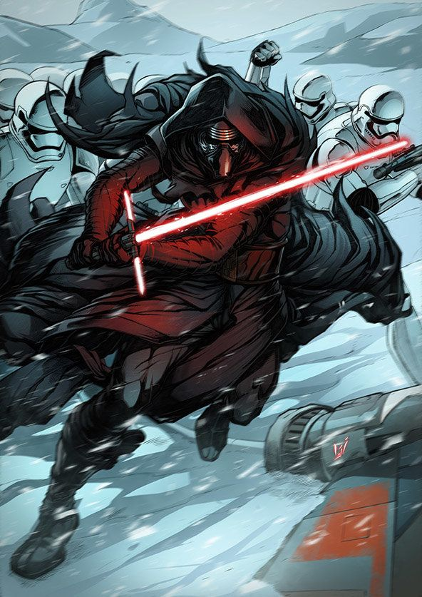 Star Wars || Kylo Ren More