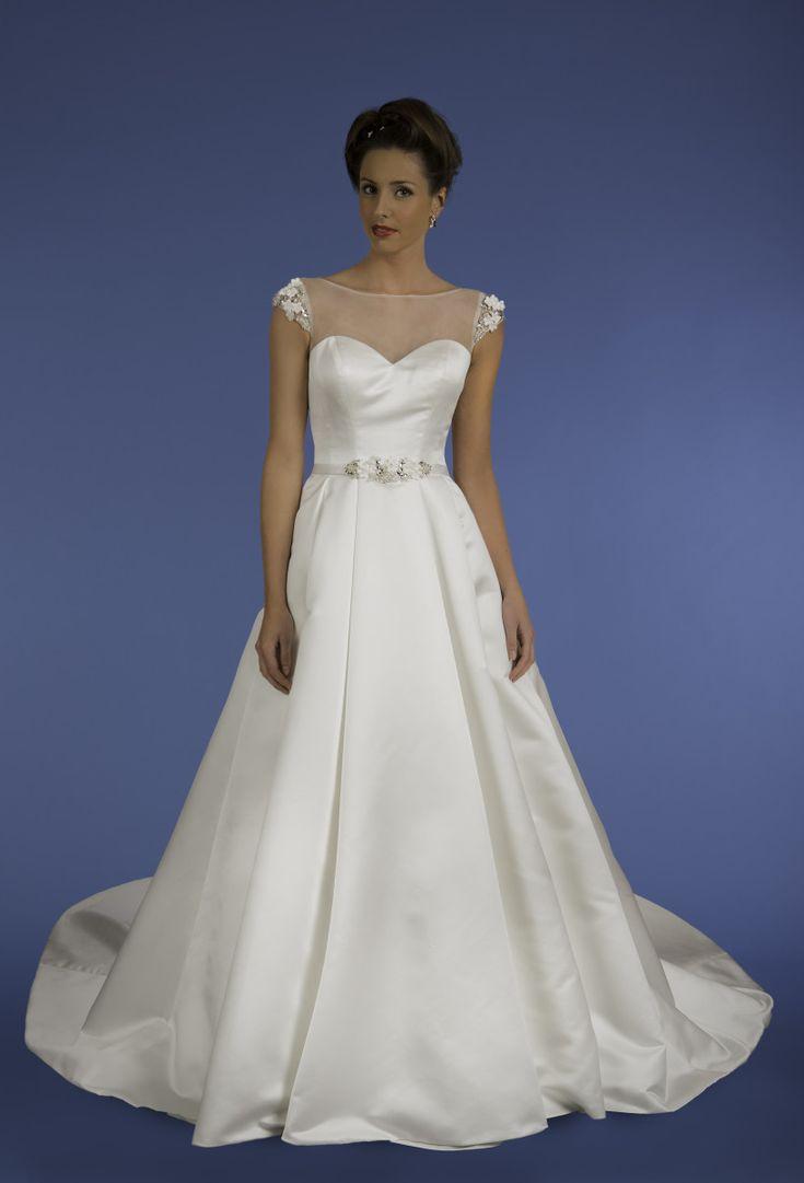 19 best Diane Harbridge images on Pinterest | Short wedding gowns ...
