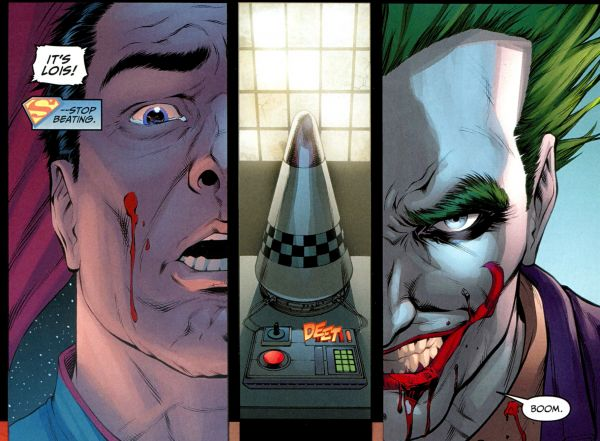 Why+Can+Only+Batman+Kill+The+Joker?
